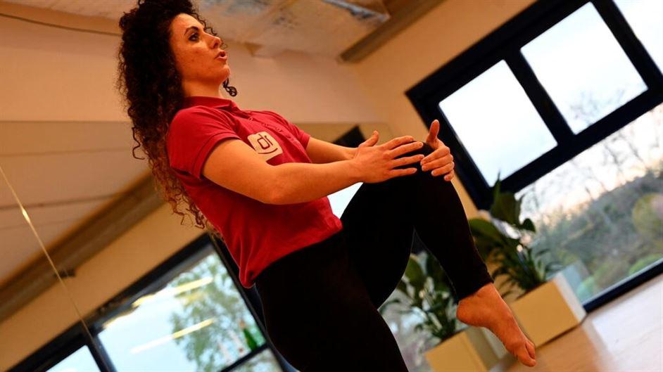Sala Pilates Cadidavid Giulia