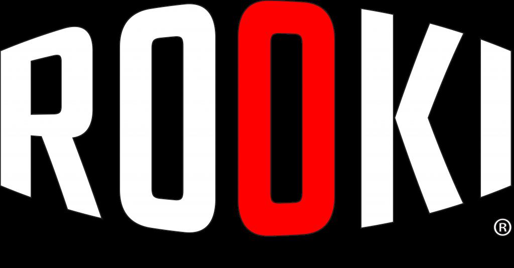 Logo Rooki con bordo
